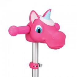 Cabeza Unicornio Rosa - Globber