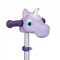 Cabeza Unicornio Lila - Globber