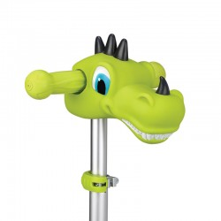 Cabeza Dragón Verde - Globber