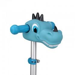 Cabeza Dragón Azul - Globber