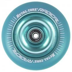 Rueda Metalcore Radical 100mm Fluorescente