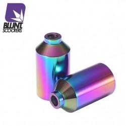 Blunt - Pegs Aluminio Oil Slick