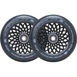 Rueda Root Industries Lotus 110mm - Negro / Negro