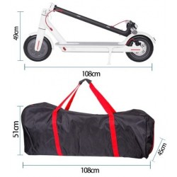 Bolsa de transporte patinete eléctrico