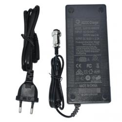 Cargador 58.8V 3PIN GX16