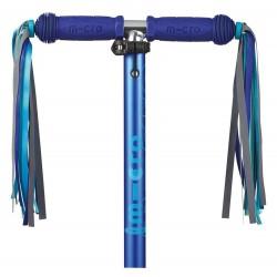 Flecos Micro Azules para manillar