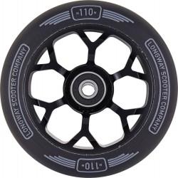 Rueda Longway Precinct 110mm - Negro