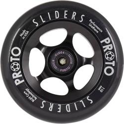 Ruedas Proto Slider (Black on Black)