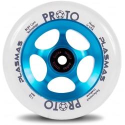 Rueda Proto Plasma Azul 110mm